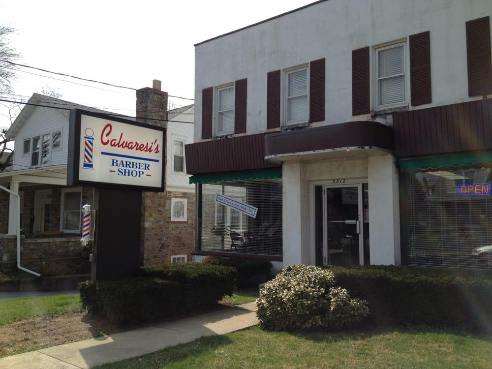 Calvaresi's Barber Shop: 3312 Kutztown Rd, Reading, PA