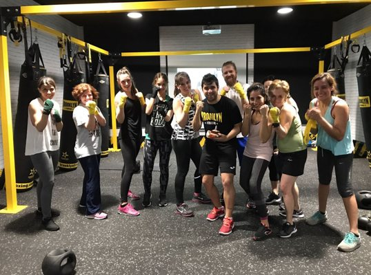 Brooklyn Fitboxing - Gyms - Calle Mauricio Legendre, 16