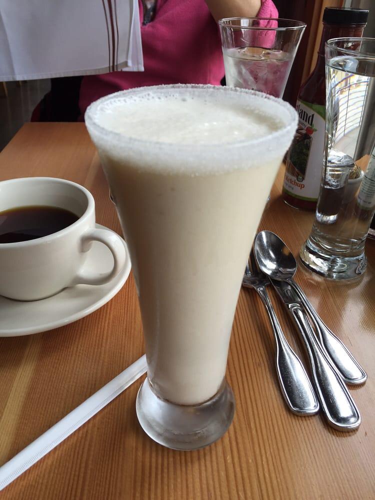 Yelp Daily Cafe Portland
