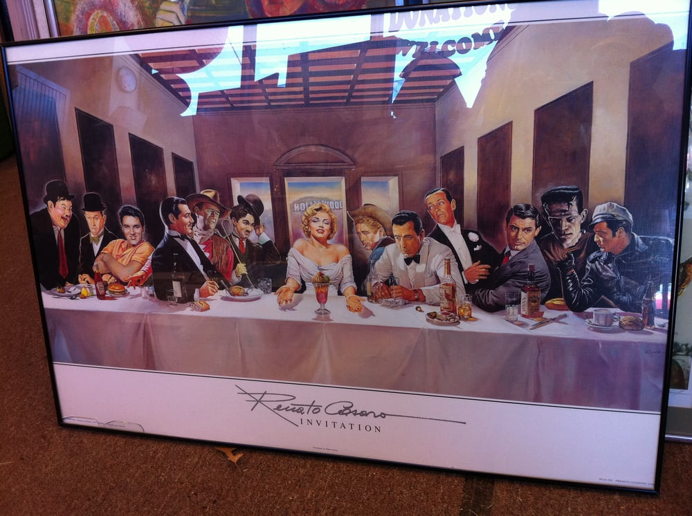 Hollywood S Last Supper Yelp