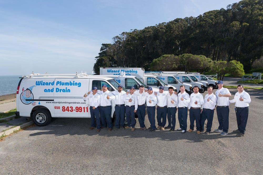 Wizard Plumbing and Drain: 2300 Palm Ave, San Mateo, CA