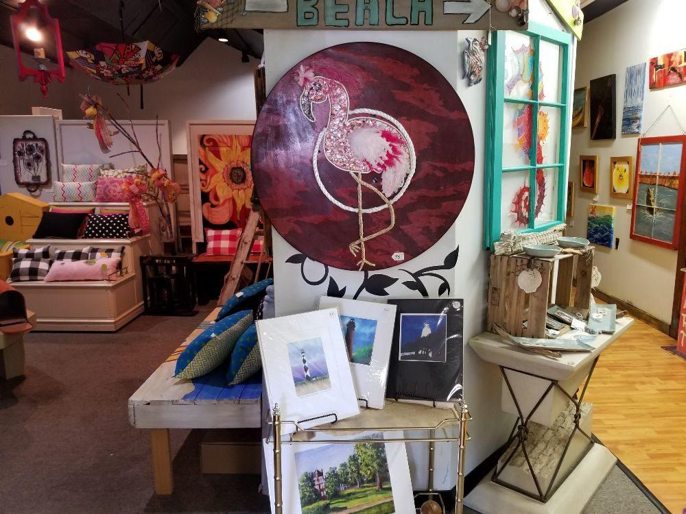 Horton Morton Art Studio/Gallery: 123 Barnes St W, Wilson, NC