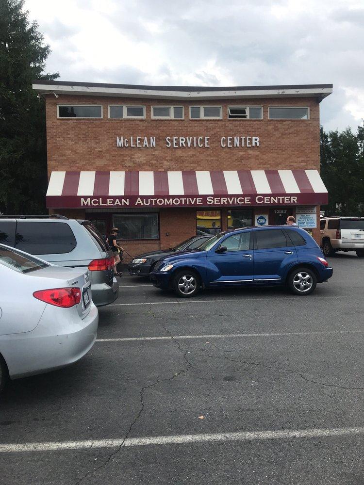 McLean Automotive Service Center: 1387 Chain Bridge Rd, McLean, VA