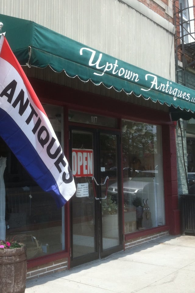 Uptown Antiques: 117 S Main St, Marysville, OH