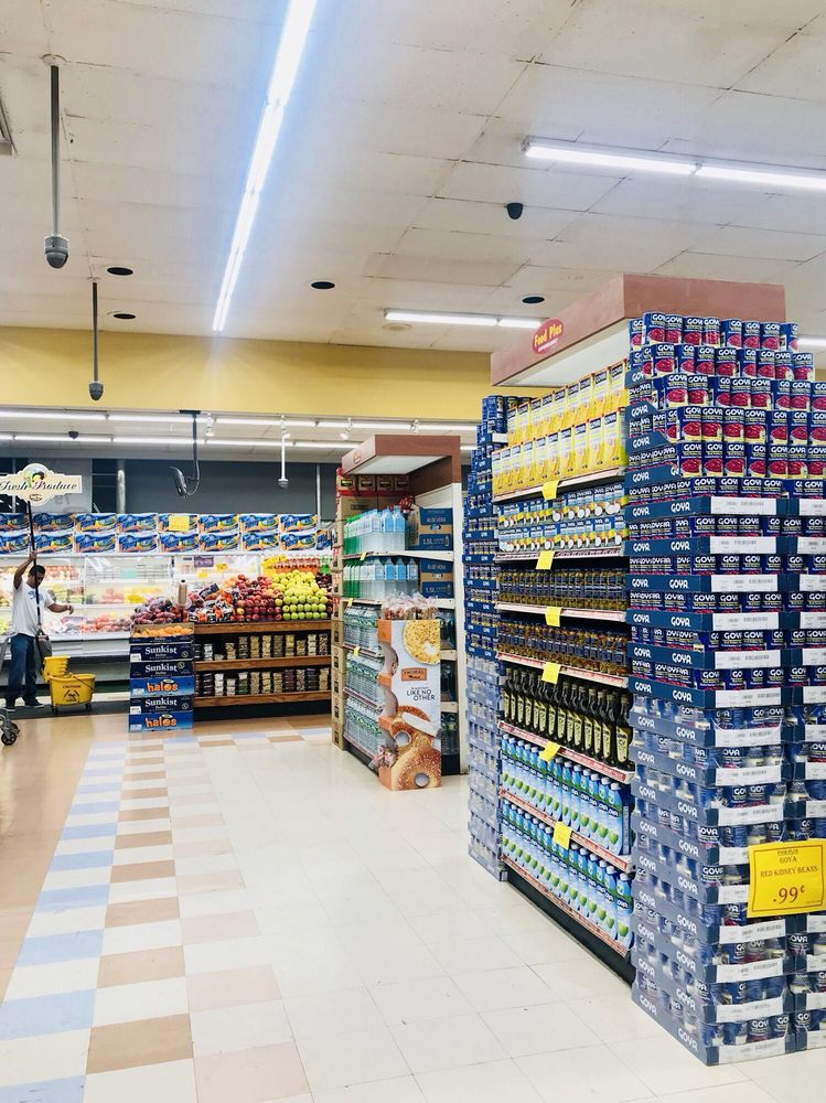 Food Plus Supermarket: 24 Kissena Blvd, Flushing, NY