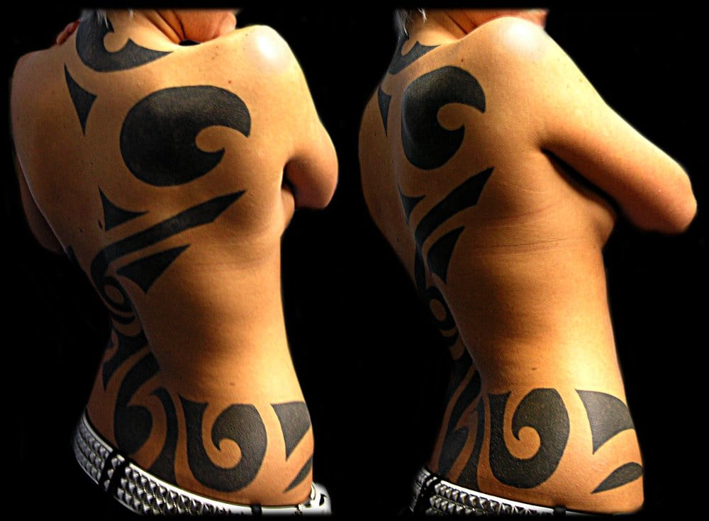 Tribal by terry mayo yelp for Cat tattoo addison