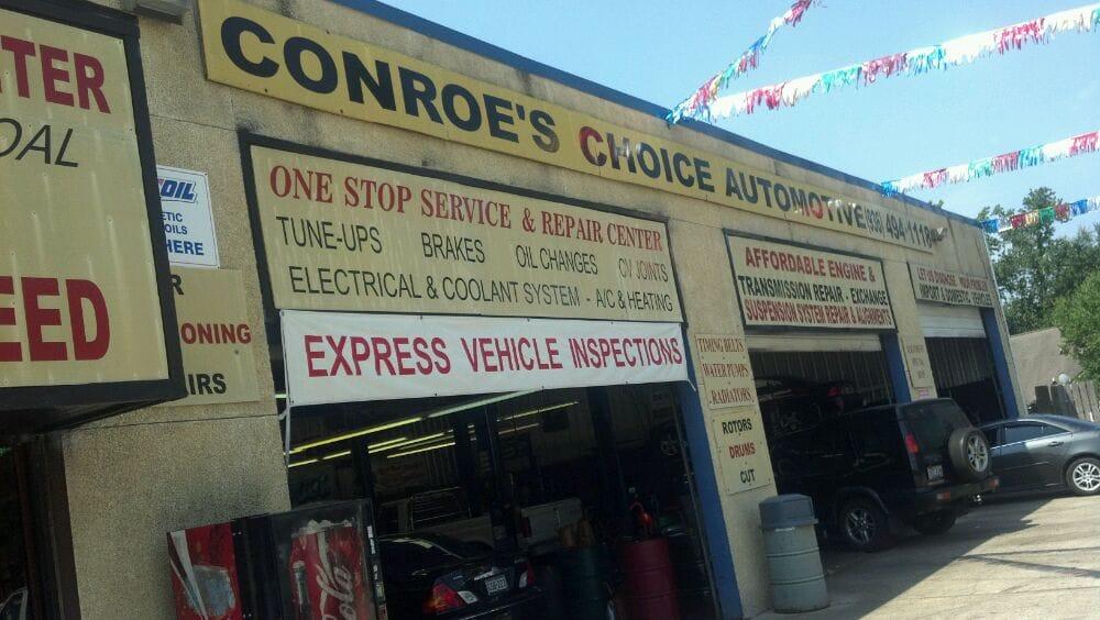 Conroe's Choice Automotive