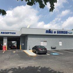 Mall Of Georgia Ford - 10 Photos & 59 Reviews - Car Dealers - 4525