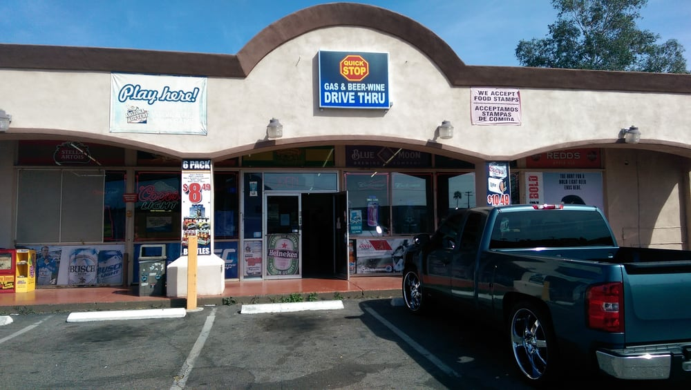 Quickstop and gas one stop shop for all your needs yelp for Moon valley motor care