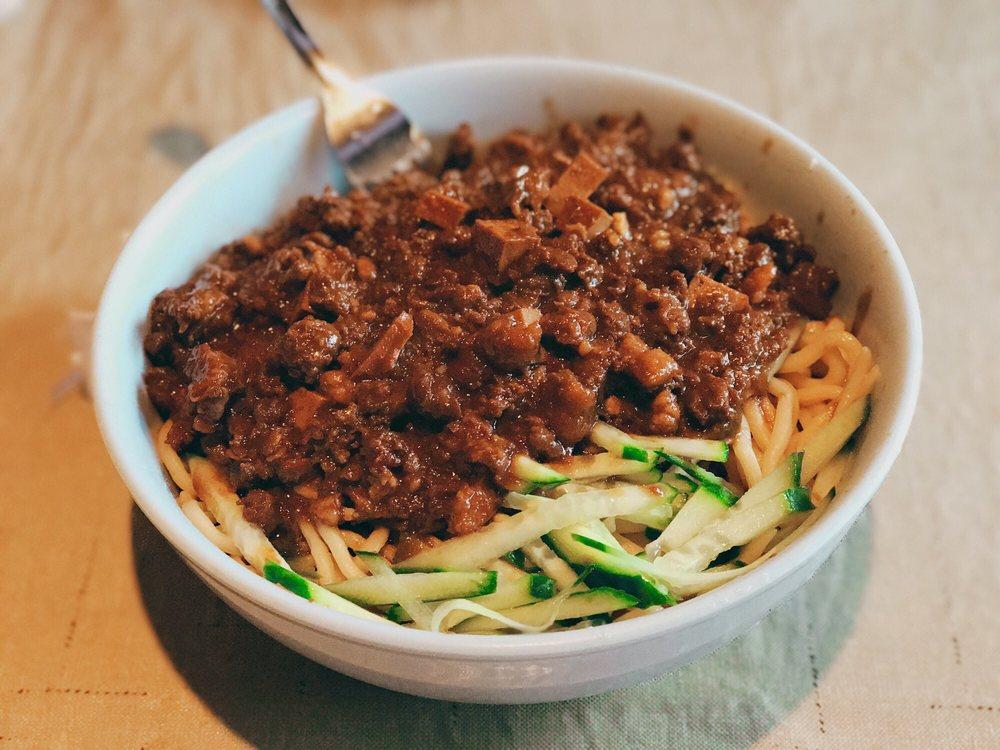 Zha jiang mein yelp for 101 taiwanese cuisine