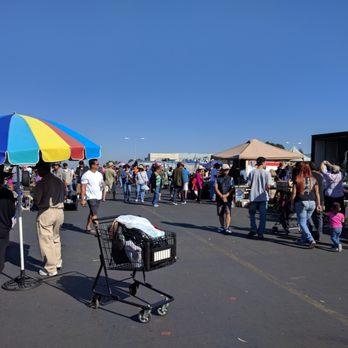 Photo Of Golden West College Swap Meet Huntington Beach Ca United States