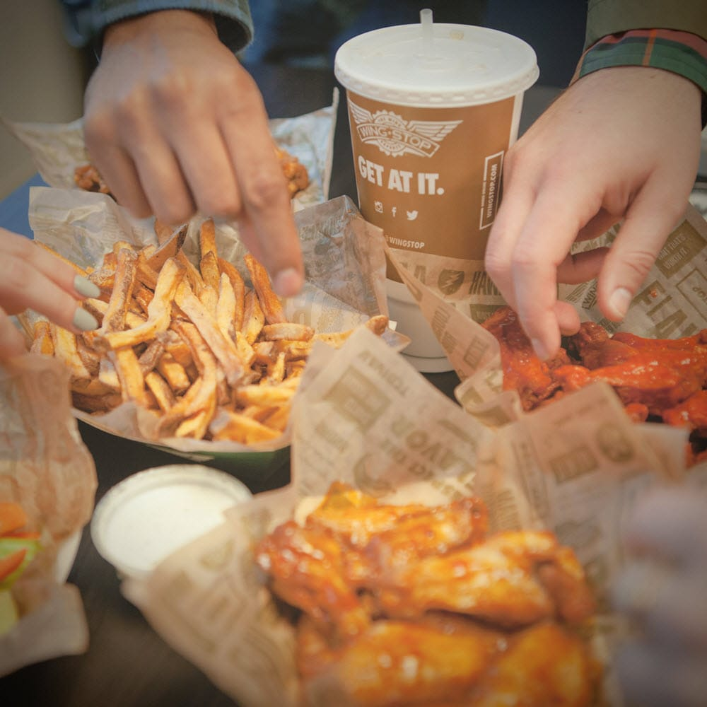 Wingstop: 1601 Liberty St, Allentown, PA