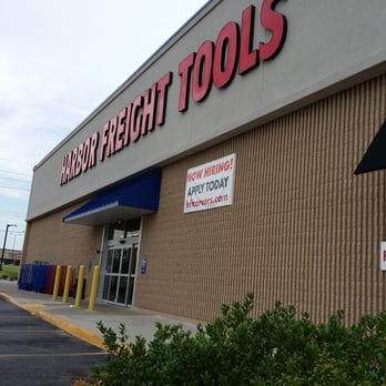 Harbor freight broken arrow oklahoma