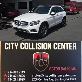 Photo Of City Collision Center Stanton Ca United States Thank You To