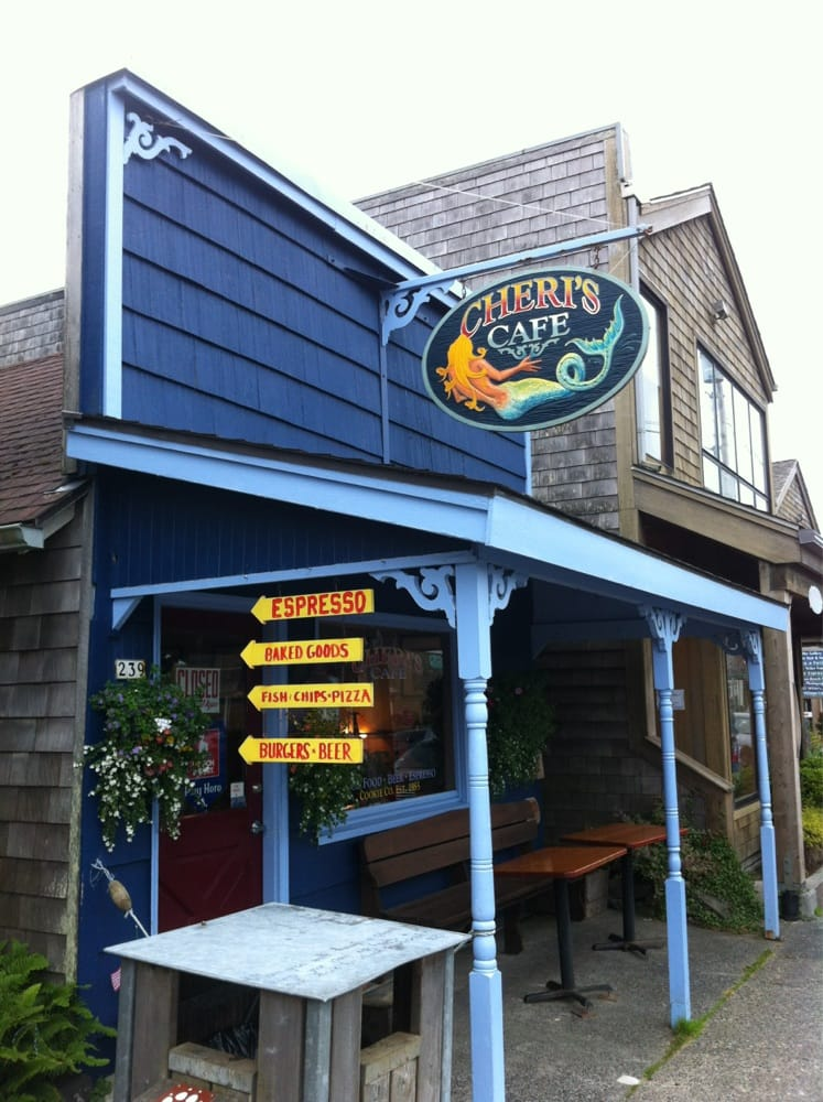 Cheri S Cafe Cannon Beach
