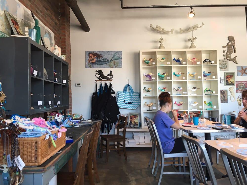 Mermaid Factory: 919A W 21st St, Norfolk, VA
