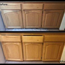 Gleam Guard Cabinet Refinishing - Refinishing Services - 2364 Home ...
