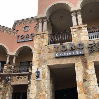 Toro Kitchen And Bar San Antonio