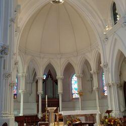 Saint Thomas Of Villanova Church Churches 800 Lancaster Ave