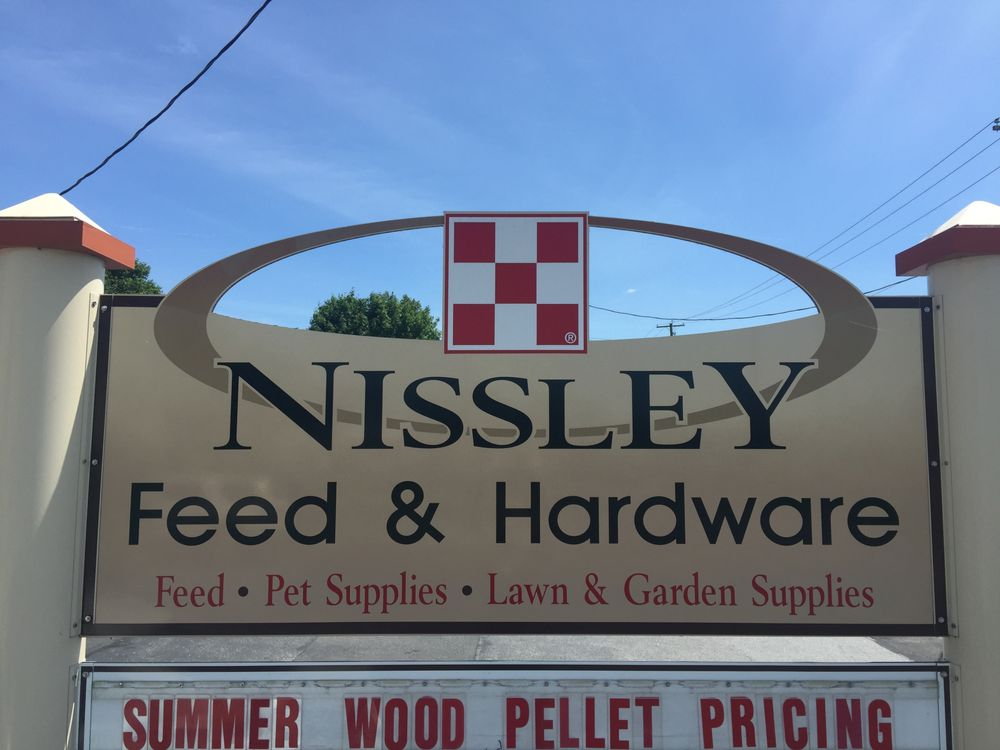 Nissley Feed & Hardware: 223 Mill Rd, Morgantown, PA