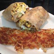 ultimate breakfast burrito menu russell s pasadena