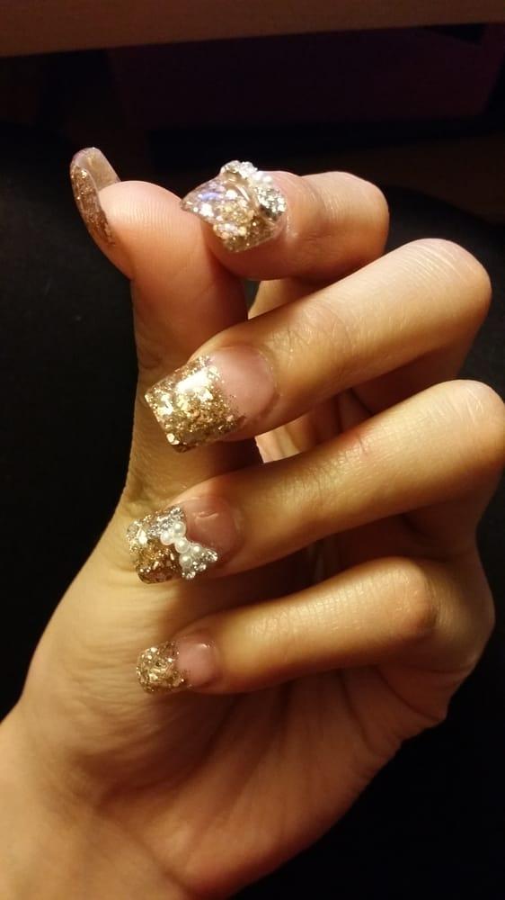 Spice nail beauty salon i hair salons 5803 5th ave for 5th ave nail salon