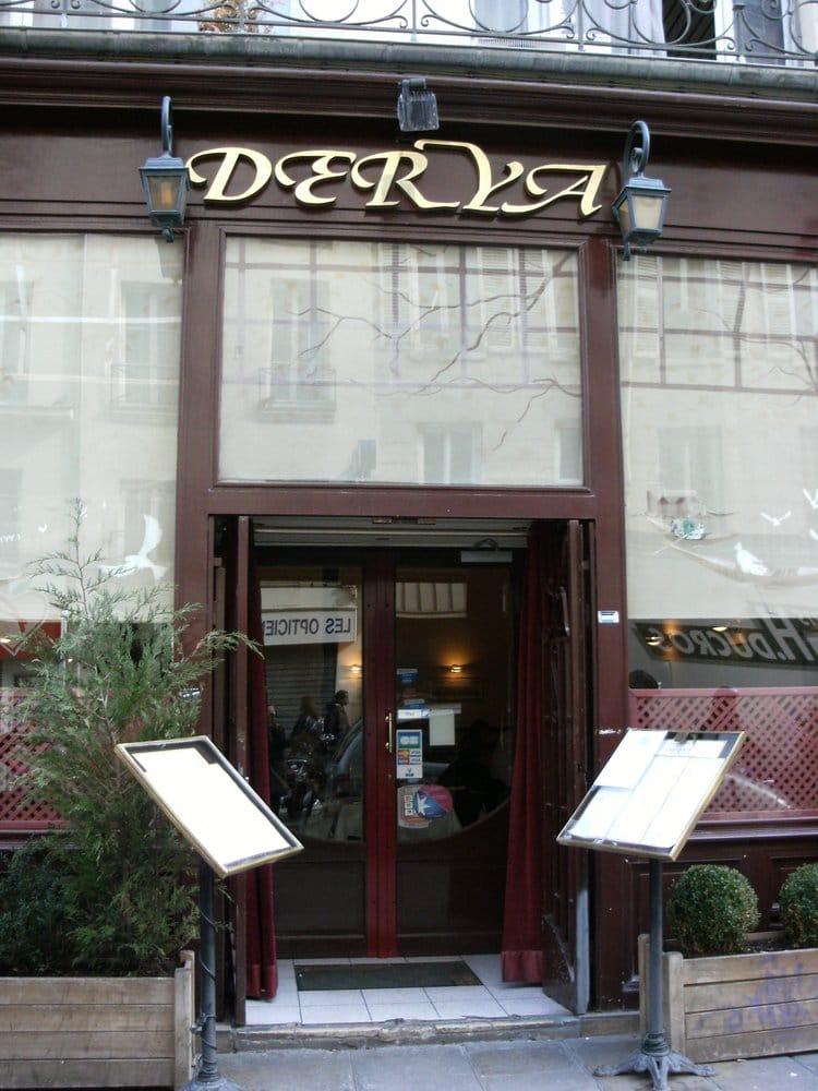 Derya turkish 16 rue du faubourg saint denis for Rue du miroir strasbourg