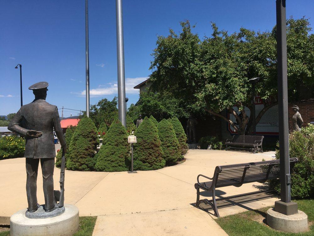Veterans Memorial Park: 311  E Main St, Lewistown, MT