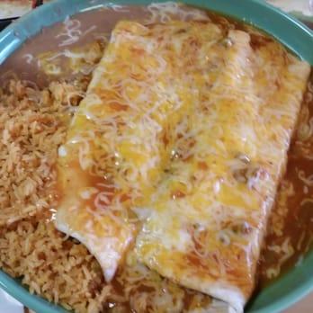 La Isla Bonita Mexican Food