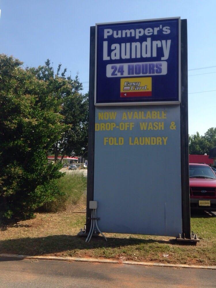 Pumpers Laundry: 339 S Pleasantburg Dr, Greenville, SC