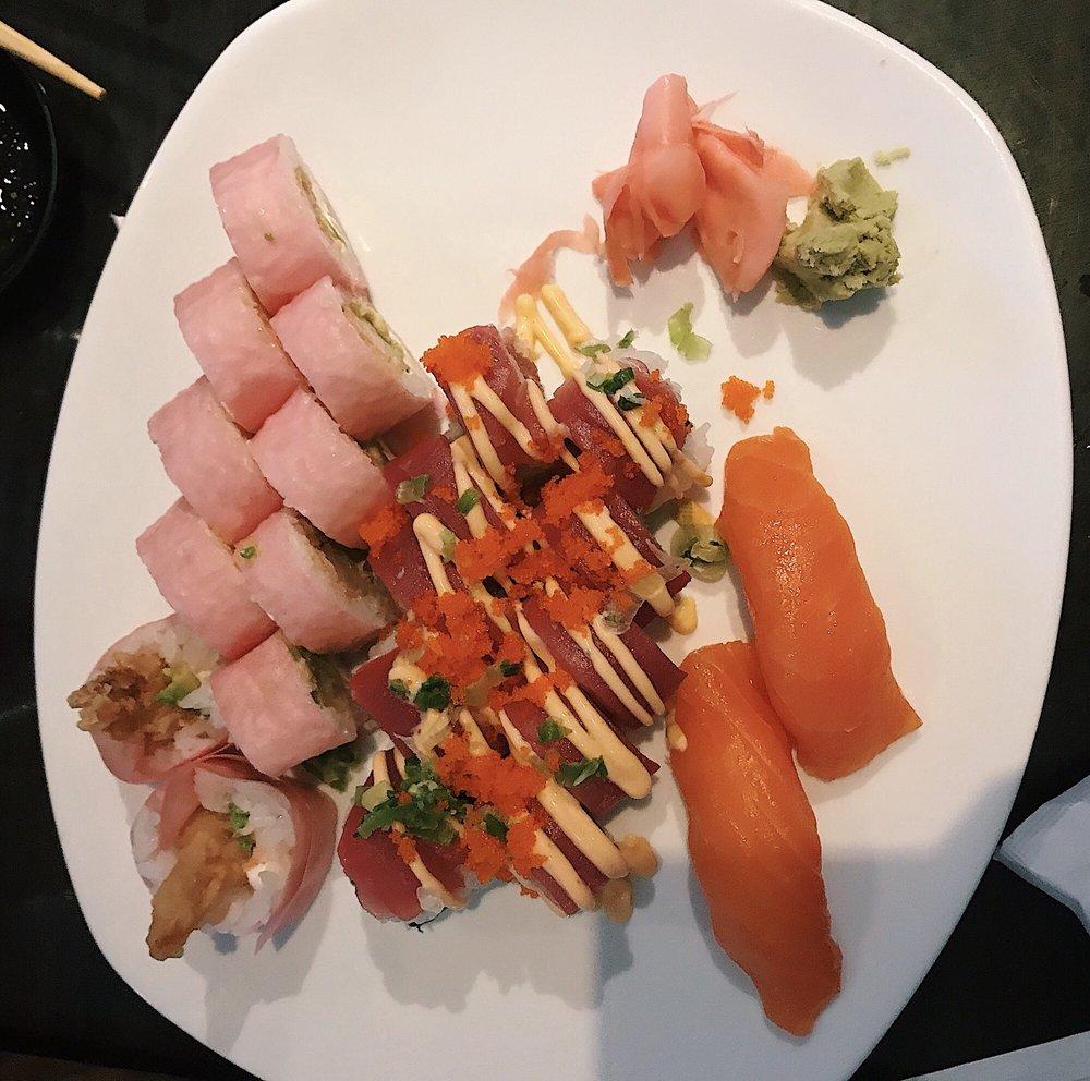 Soho Sushi: 3218 W Kennedy Blvd, Tampa, FL
