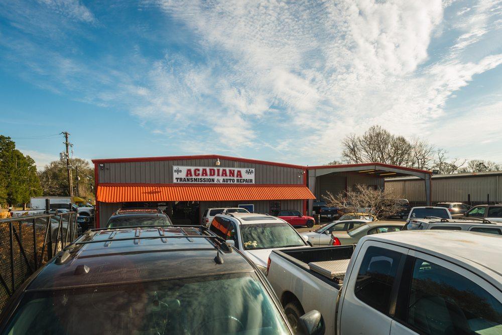 Acadiana Transmission - 10 Photos - Auto Repair - 2401 W Pinhook Rd, Lafayette, LA - Phone Number - Yelp