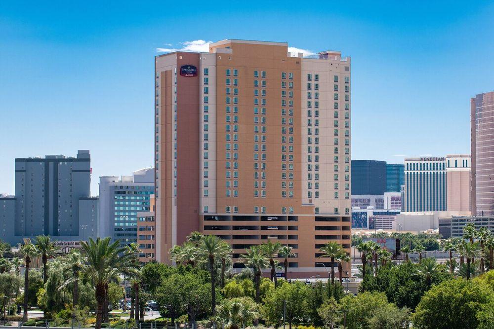 Springhill Suites by Marriott Las Vegas Convention Center
