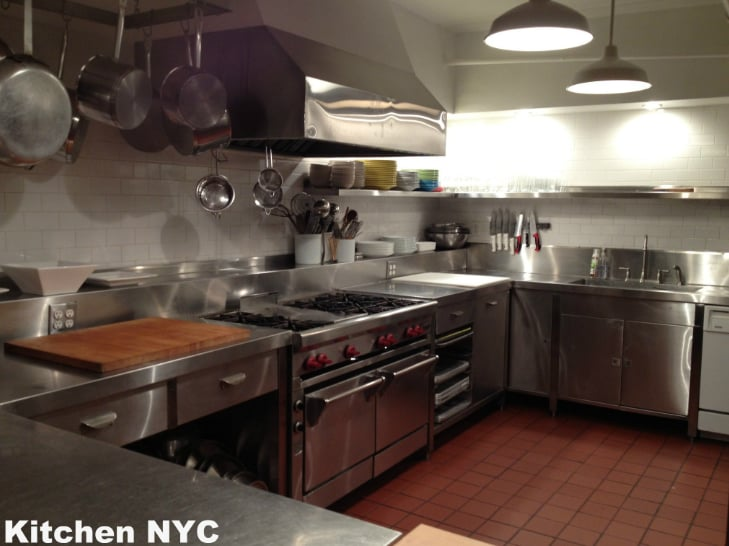 Kitchen NYC - A Commercial Kitchen For Daily Rental - Yelp