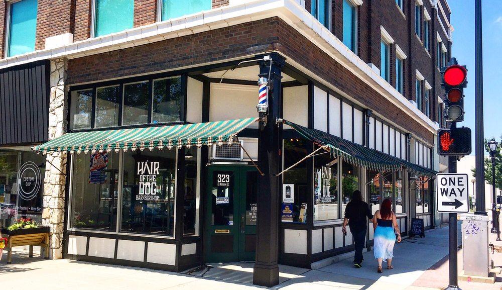 Hair Of The Dog Bar/bershop: 323 E Monroe St, Springfield, IL