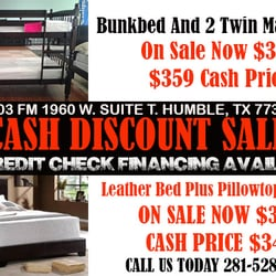 Photo Of Mattress Discount Center   Humble, TX, United States. CASH  DISCOUNT SALE