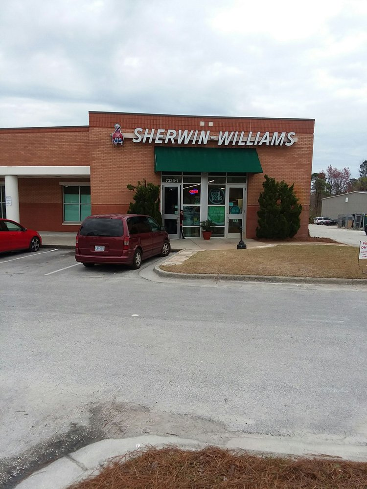 Sherwin-Williams Paint Store: 7336 Market St, Wilmington, NC