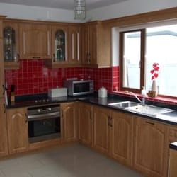 Colin mitchell carpentry get quote builders marless for Fitted kitchen quotes