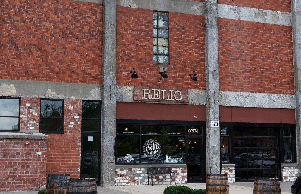 Relic Lexington: 1170 Manchester St, Lexington, KY
