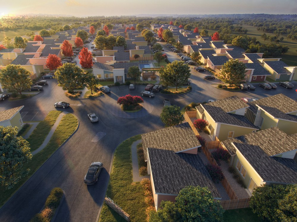 Urbana at Plum Creek: 151 Rikardson Street, Kyle, TX