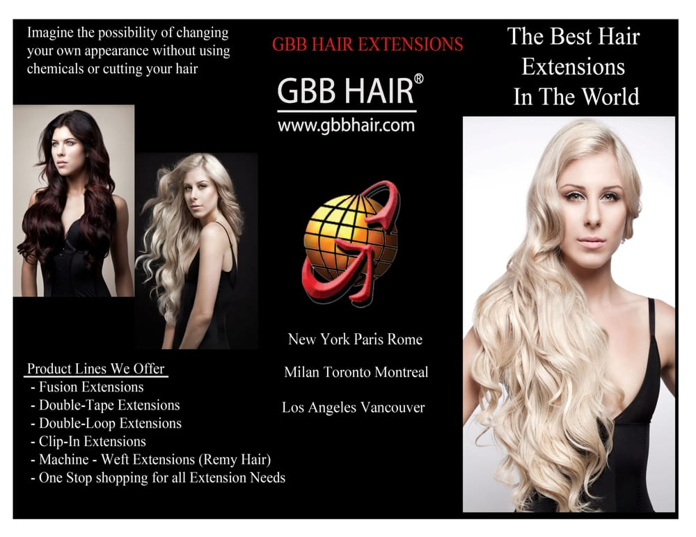 Gbb Tape Hair Extensions Only Takes 2 Hours Prices Based On