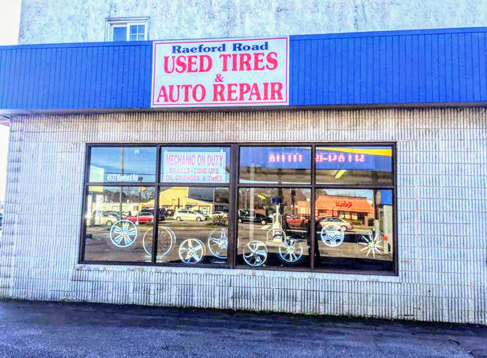 Open Mon Sat 8 6 Great Honest Service And Best Used Tire Deals I