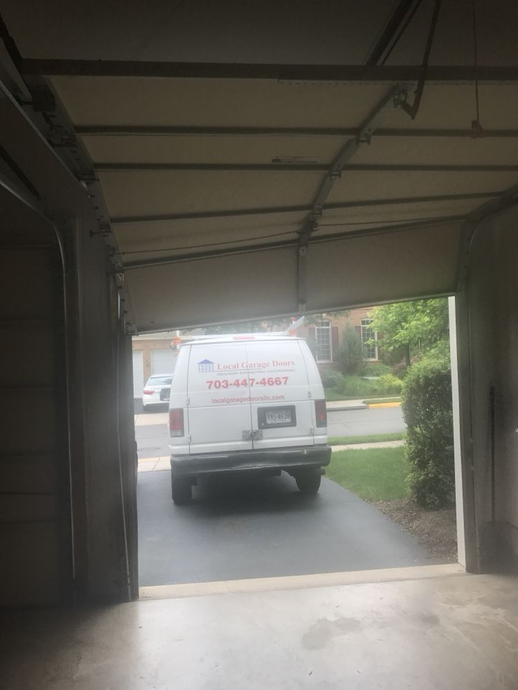 Local Garage Doors: 6653 Little River Turn Pike, Annandale, VA
