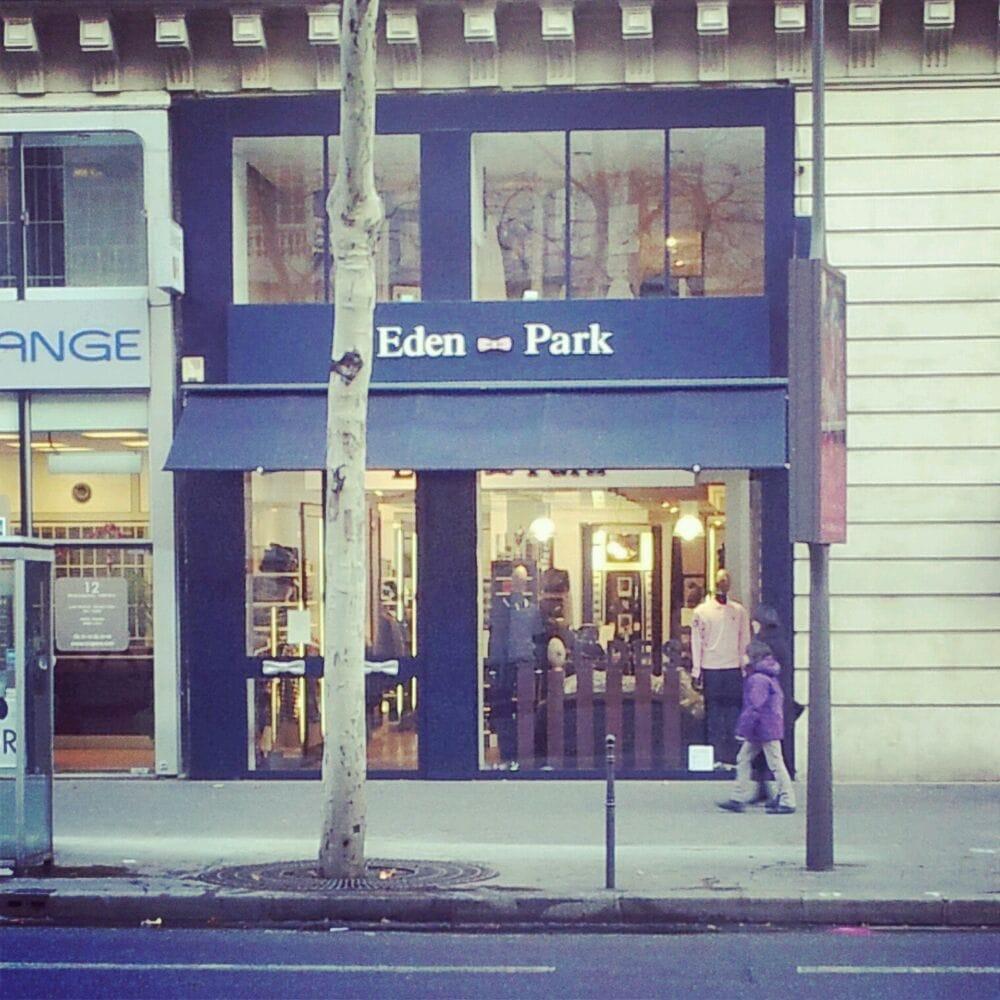 eden park closed men 39 s clothing 12 boulevard capucines op ra paris france phone. Black Bedroom Furniture Sets. Home Design Ideas