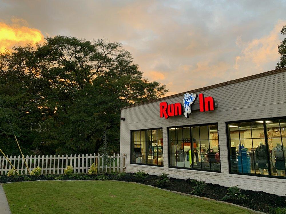 Run In: 1301 E Washington St, Greenville, SC
