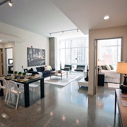 Photo Of Third Rail Lofts   Dallas, TX, United States. Spacious Living  Spaces