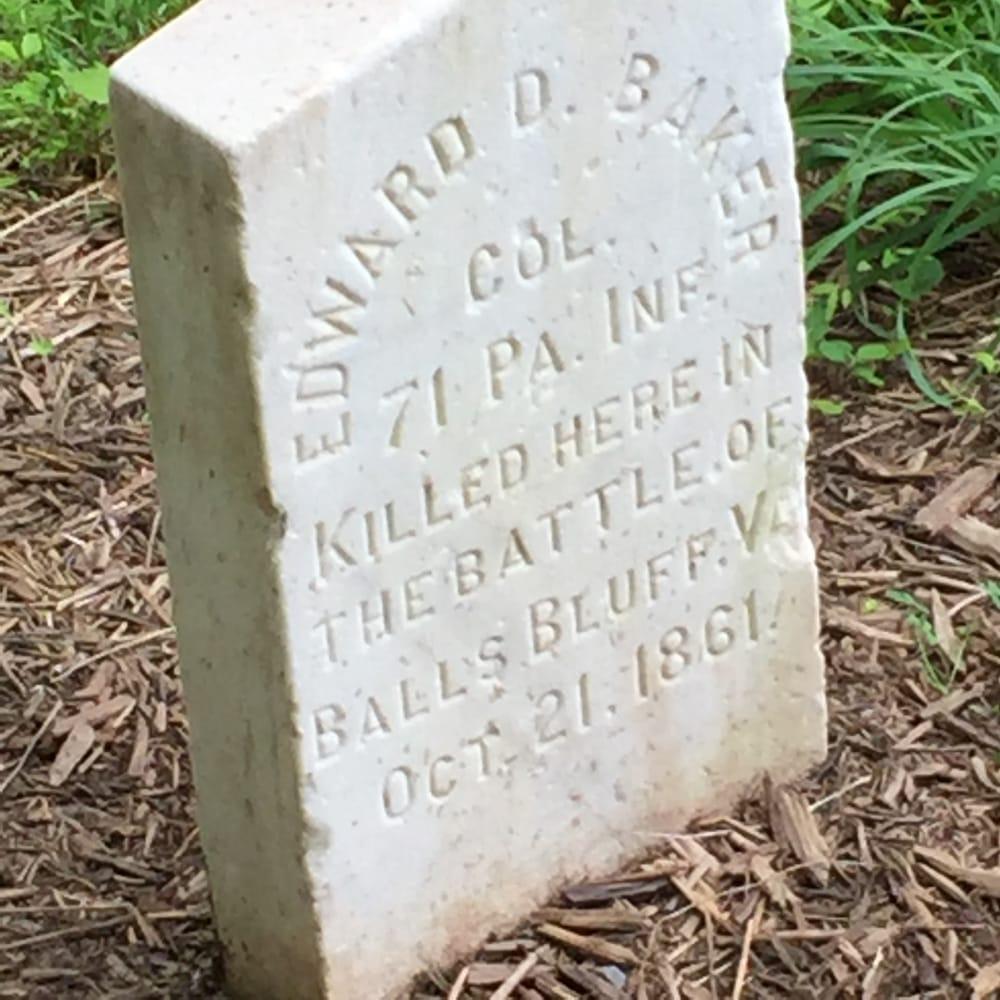 Ball's Bluff Battlefield Regional Park: Ball's Bluff Rd, Leesburg, VA