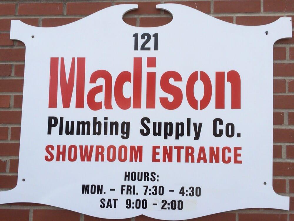 Madison Plumbing Supply