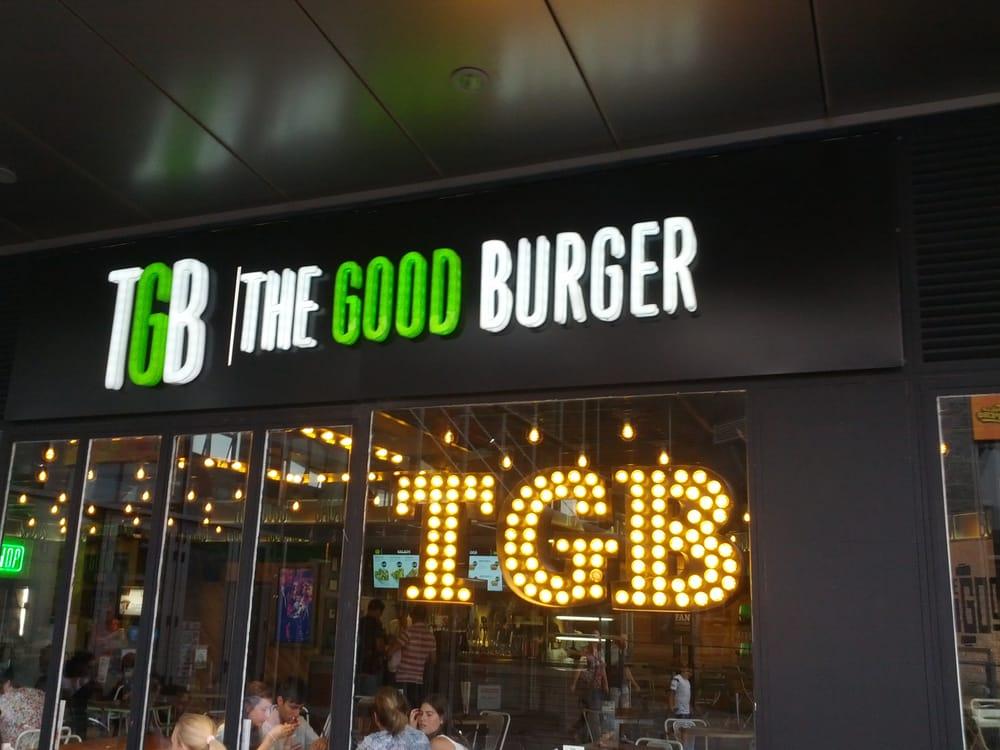 Tgb the good burguer 61 fotos e 16 avalia es - Restaurante puerto venecia ...