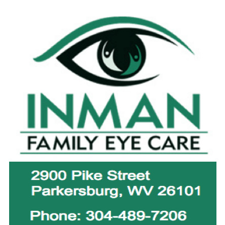 Inman Family Eye Care: 2900 Pike St, Parkersburg, WV